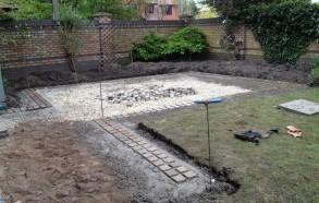garden stone design