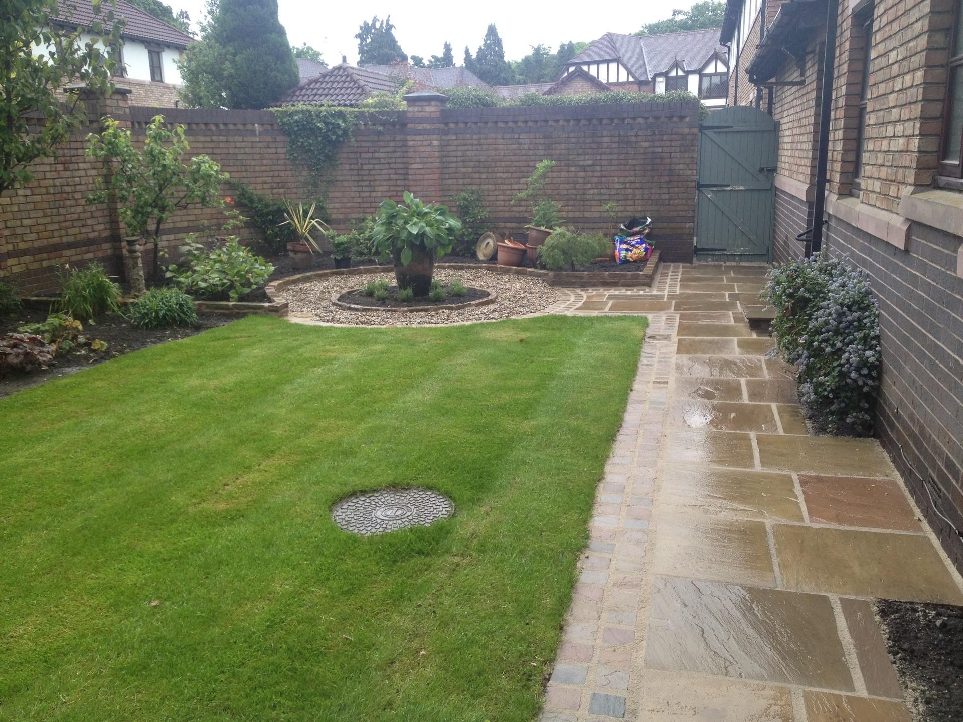 macclesfield garden design