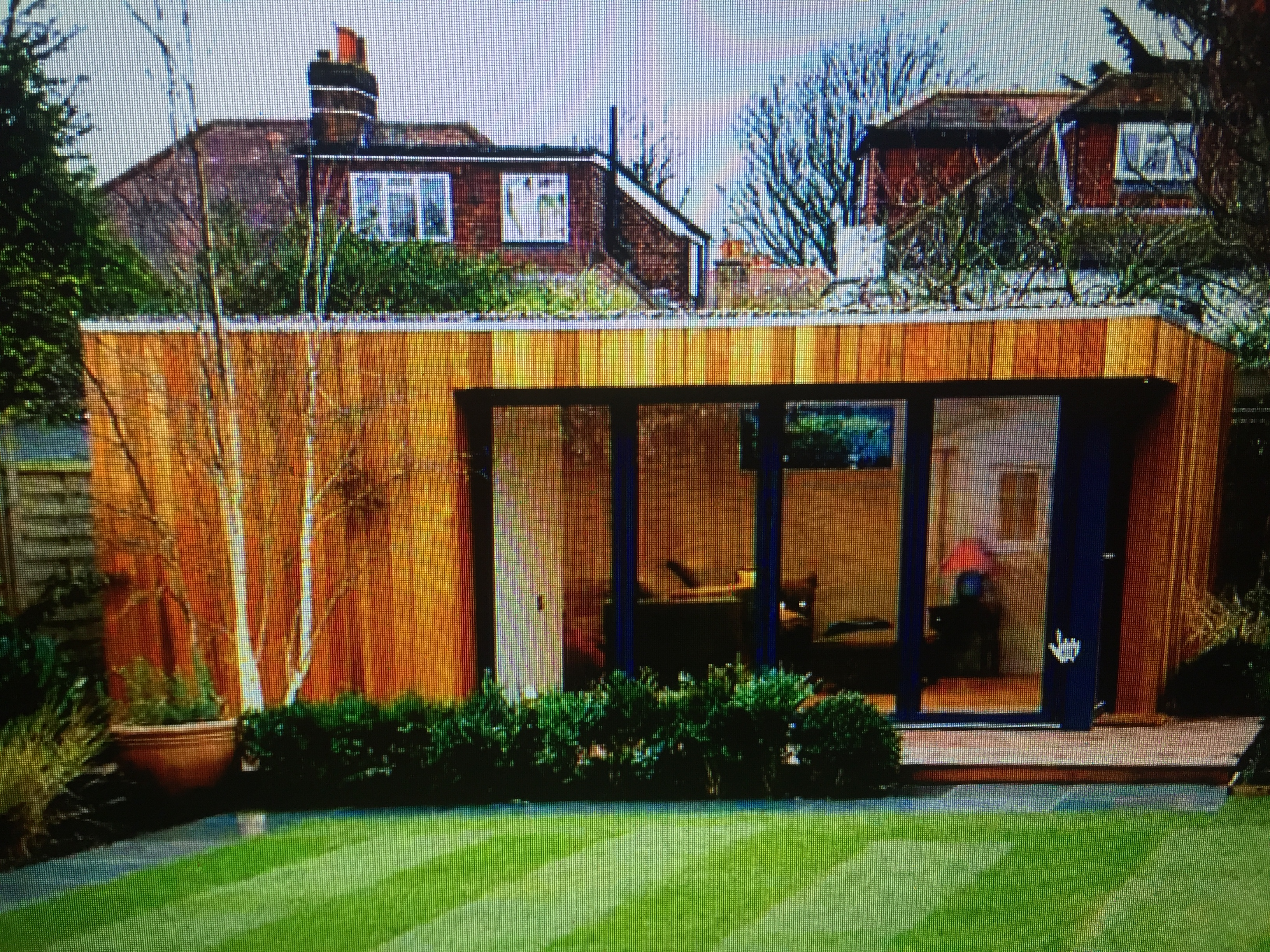 Garden rooms for Garden rooms cheshire