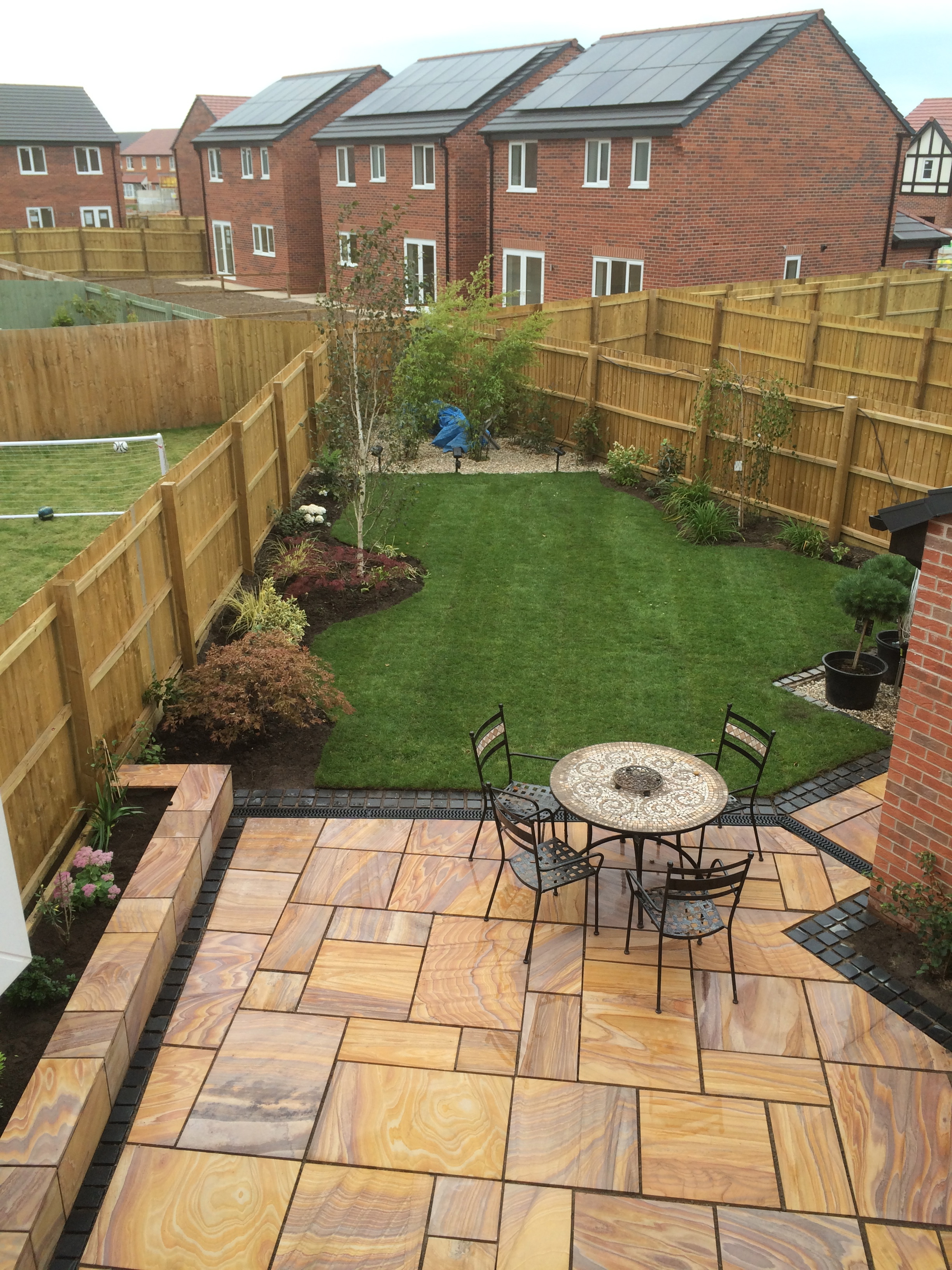 New Garden Bellway Homes